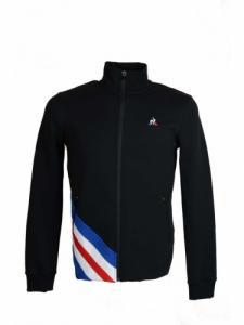 Tri FZ sweat N°7 - Now cobalt pur rouge - Le coq sportif