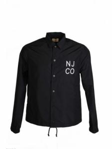Joseph coach jacket - Black - Nudie Jeans