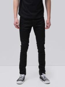 Jean skinny noir coton bio - tight terry