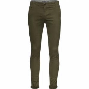 Pantalon kaki en coton bio
