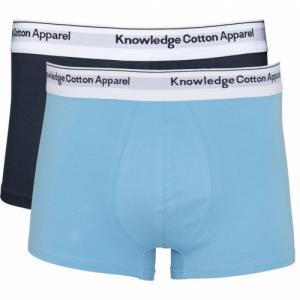 Pack boxers unis en coton bio