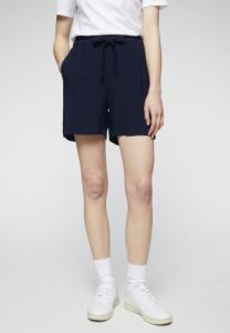 Short bleu marine en lenzing - raanya