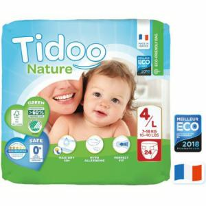Tidoo Nature 24 Couches T4 (7 à 18kg)