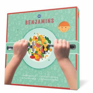 Benjamins Couverts pour enfant droitier
