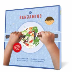 Benjamins Couverts pour enfant gaucher
