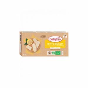 Babybio Petits biscuits citron dès 12m