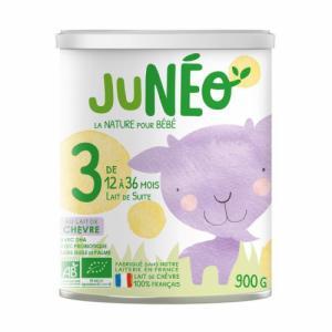 Junéo Chèvre 3 de 12 à 36 mois