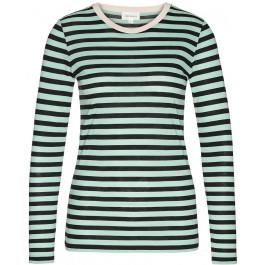 Lara Bold Stripes Jade Mint