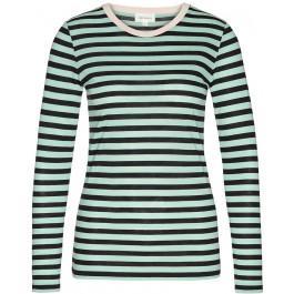 Lara Bold Stripes Jade Mint