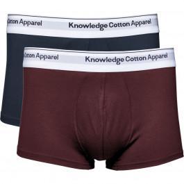 2 Pack Underwear Mauve Wine