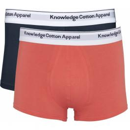 2 Pack Underwear Spiced Coral