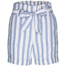 Eliaa Block Stripe Breeze Blue Off White