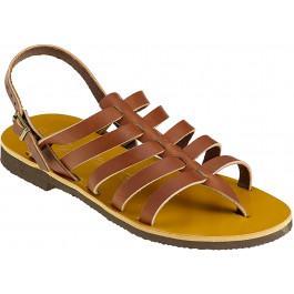 Sandales TROPEZIENNE Homme marron -