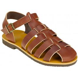 Sandales TRADITION marron -