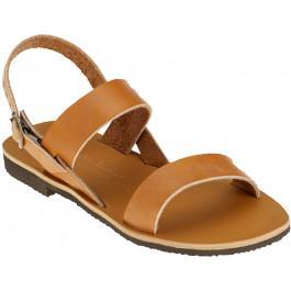 Sandales ALEXIA naturel -