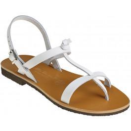 Sandales BANDOL Femme blanc -