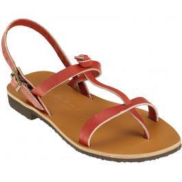 Sandales BANDOL Femme rouge -