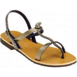 Sandales BANDOL Femme mordoré -