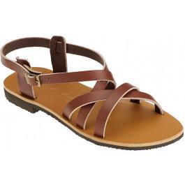 Sandales BOMBAY marron -