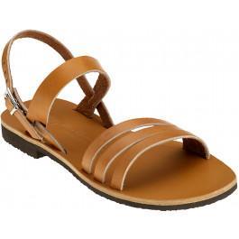 Sandales FLORA naturel -