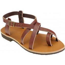 Sandales JAVA marron -