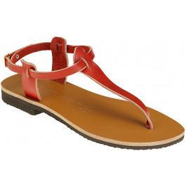 Sandales VALERIE rouge -