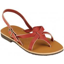 Sandales BAHIA rouge -
