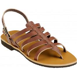Sandales TROPEZIENNE Femme marron -