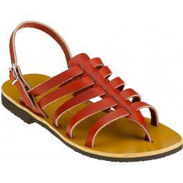 Sandales TROPEZIENNE Femme rouge -