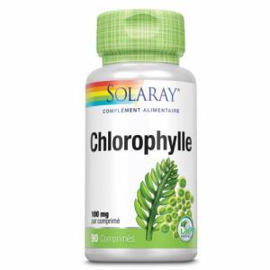 Chlorophylle 100mg - 90 comprimés