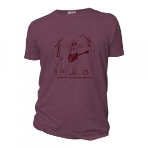 """T-shirt bio équitable DOUALA """"Armes de Distraction Massive"""""""