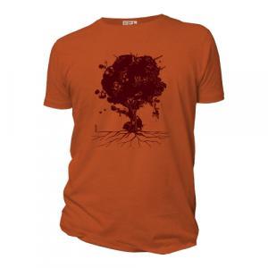 """T-shirt bio équitable DOUALA """"Aux arbres citoyens"""""""