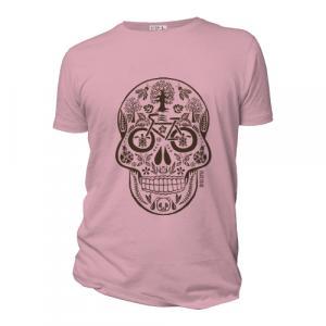 """T-shirt bio équitable DOUALA """"Tête de Vie"""""""