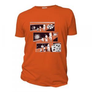 """T-shirt bio équitable DOUALA """"The end"""""""