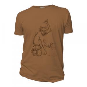 T-shirt bio équitable DOUALA  ZUTella