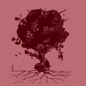 """T-shirt équitable coton bio JALNA """"Aux arbres citoyens"""""""