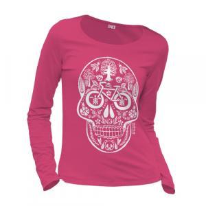 T-shirt coton bio éthique NALIYA  Tête de Vie