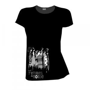 T-shirt coton bio éthique MANAGUA  Femmes du Monde