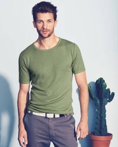 T-shirt Homme slim coton bio et chanvre