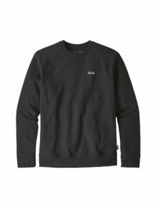 P-6 label Uprisal Crew Sweatshirt - Black - Patagonia