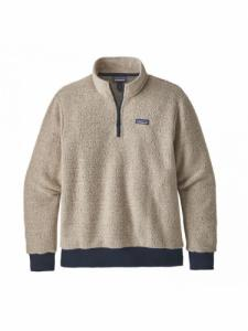 Woolyester fleece P/O - Oatmeal heather - Patagonia