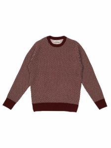 Pull Averse - Bordeaux - Olow