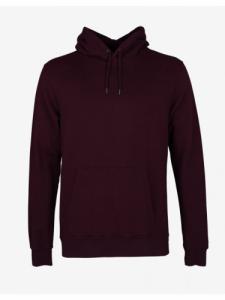 Classic Organic Hood - Oxblood Red - Colorful Standard