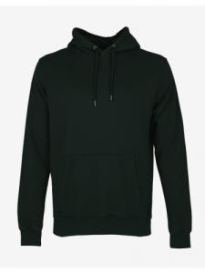Classic Organic Hood - Hunter Green - Colorful Standard