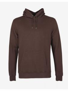 Classic Organic Hood - Coffee Brown - Colorful Standard
