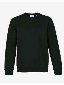 Classic Organic Crew - Hunter Green - Colorful Standard