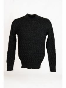 Stark Sweater - Blended Black Void - SNS Herning