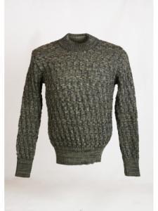 Stark Sweater - Blended Rope Grey - SNS Herning