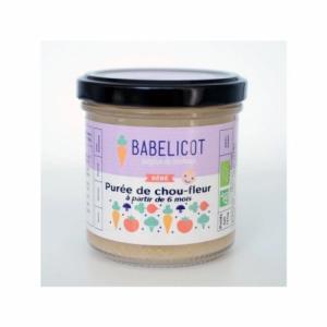 Babelicot petit pot Chou-fleur 6 mois