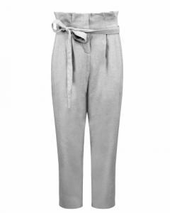 Pantalon à pinces gris - torbay